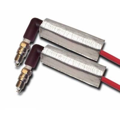 Thermo Tec - Thermo Tec Spark Plug Heat Shield 6 Inch Dual Layer Pair - 14200