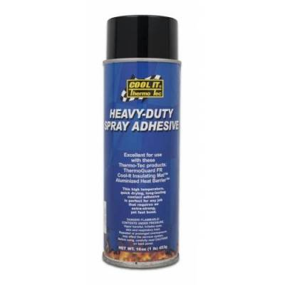 Adhesives - Spray Adhesive - Thermo Tec - Thermo Tec Spray Adhesive Heavy Duty 16.75 Oz - 12005