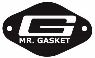 Gaskets and Sealing Systems - Engine Timing Cover Seal - Mr Gasket - TIMING CVR SEAL-BB CHEV - 17