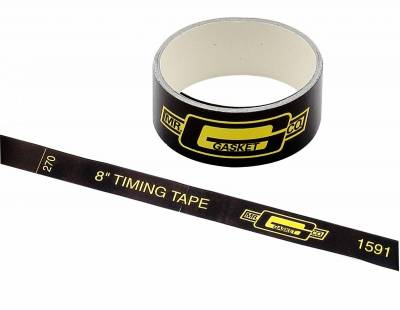 """TIMING TAPE CHEVY 8"""" - 1591"""