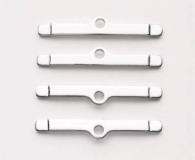 Cylinder Block Components - Engine Crankshaft Pulley - Trans-Dapt Performance - Trans-Dapt Performance CRANKSHAFT Pulley; 1 Groove; CHEVY SB Gen 1 & BB Gen IV; SHORT Water Pump-CHROME 9817