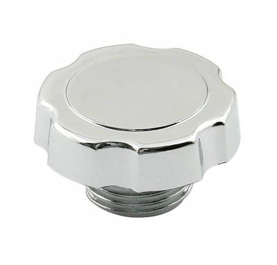 Cylinder Block Components - Engine Crankshaft Pulley - Trans-Dapt Performance - Trans-Dapt Performance CRANKSHAFT Pulley; 3 Groove; CHEVROLET 396-454; LONG Water Pump-CHROME 9724
