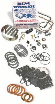 Service Kits - Automatic Transmission Master Repair Kit - B&M - TRANSKIT 68-81 TH-350 - 30229