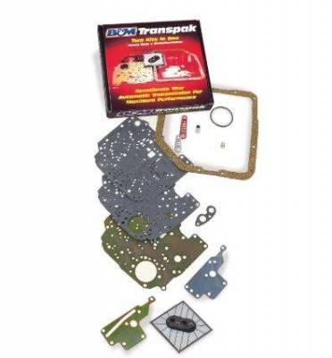 Service Kits - Automatic Transmission Valve Body Kit - B&M - TRANSPAK 70-82 C4 - 50229