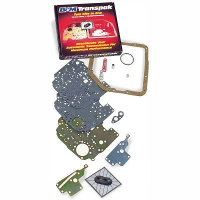 Service Kits - Automatic Transmission Valve Body Kit - B&M - TRANSPAK 80-86 TH-350C - 30235