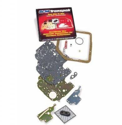 Service Kits - Automatic Transmission Valve Body Kit - B&M - TRANSPAK 80-92 AOD - 40227