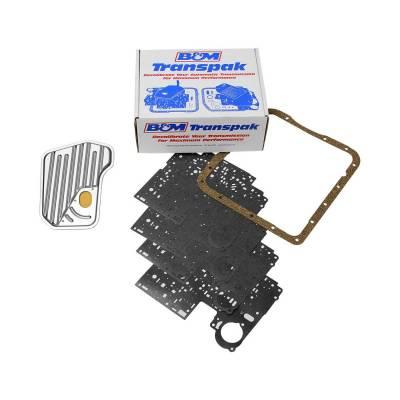 Service Kits - Automatic Transmission Valve Body Kit - B&M - TRANSPAK 93-97 4L60E - 70365