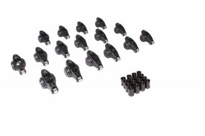 "Service Kits - Engine Rocker Arm Kit - COMP Cams - Ultra Pro Magnum Rocker Arm Set w/ 1.52 Ratio for Chevrolet SBC w/ 7/16"" Stud - 1604-16"