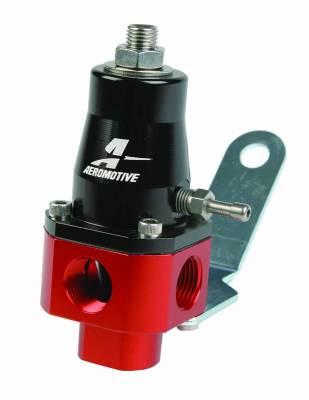 "Aeromotive Fuel System - Universal Bypass Regulator - 3-Port 3/8"" NPT - 13301"