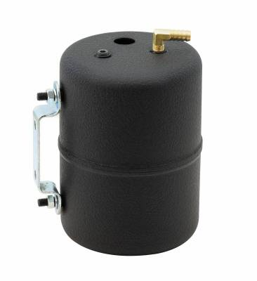 Distributor and Magneto - Distributor Vacuum Advance - Mr Gasket - VACUUM CANISTER BLACK PAINTED - 3701
