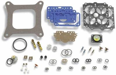 Carburetion - Carburetor and Installation Kit - Holley - VACUUM SECONDARY KIT - 37-1542