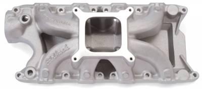 Cylinder Block Components - Engine Intake Manifold - Edelbrock - Victor Jr. 302 Intake Manifold Small-Block Ford - 2921