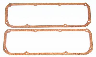 Gaskets and Sealing Systems - Engine Valve Cover Gasket Set - Mr Gasket - VLV CVR GSKT FORD 351C/400 - 274