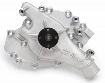Water Pump for Ford 429/460 in Satin Finish - 8866