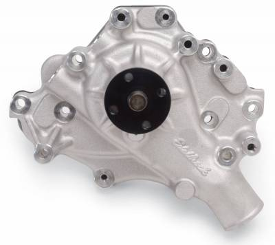 Water Pump for Small-Block Ford 351W in Satin Finish - 8843