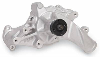 Water Pump Ford FE 352-428 1965-76 in Satin Finish - 8805