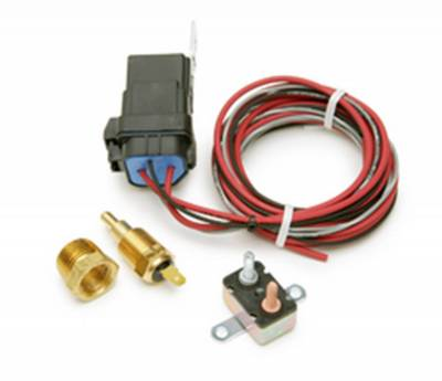 Relays - Engine Cooling Fan Motor Relay - Painless Wiring - Waterproof Fan Relay (on 195; off 185) - 30128