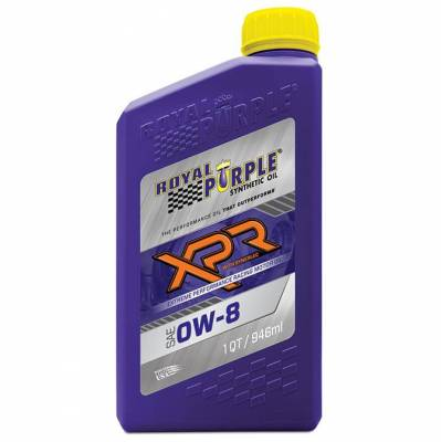 Royal Purple - XPR 0W8 Motor Oil - 01009