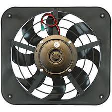 Cooling Fan, Clutch and Motor - Engine Cooling Fan - Flex-A-Lite - Electric Fan - 143