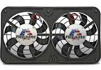 Cooling Fan, Clutch and Motor - Engine Cooling Fan - Flex-A-Lite - Electric Fan - 412
