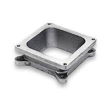 Carburetion - Carburetor Adapter Plate - Moroso - Moroso Carb Adapter, 2 in. Alum - 65000
