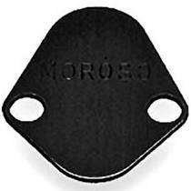 Fuel Pumps and Related Components - Fuel Pump Block-Off Plate - Moroso - Moroso Fuel Pump Plate, Big Block Chevy - 65392