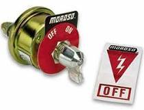 Battery and Related Components - Battery Cut-Off Switch - Moroso - Moroso Switch, Batt Disconnect - 74101