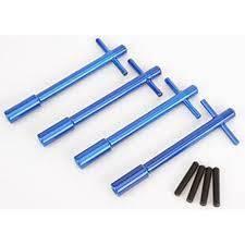 Assortments - Hardware Assortment - Moroso - Moroso Wing Nut, V/C, Blue PC - 68604