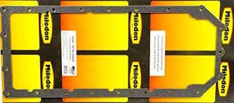 Gaskets and Sealing Systems - Engine Oil Pan Gasket - Milodon Inc. - Milodon Chrysler 5.7 / 6.1 Hemi Oil Pan Gaskets, Pair - MIL-40750