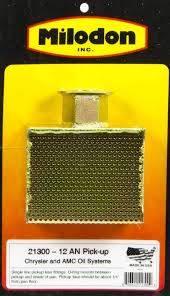 Cylinder Block Components - Engine Oil Pump Pickup Tube - Milodon Inc. - Milodon Static Pick-Up - MIL-21300