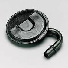 "Cylinder Block Components - Engine Oil Pump Pickup Tube - Milodon Inc. - Milodon Stock Pontiac 5/8"" Oil Pump Pickup - MIL-18670"