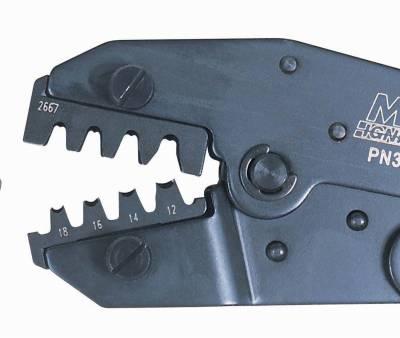 Hand Tools - Crimping Tool - MSD - Crimp Jaws, Deutsch Connectr, Fits 35051 - 3510