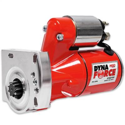 Starter and Related Components - Starter Motor - MSD - DynaForce Starter, GM LS1-LS7 Engines - 5096