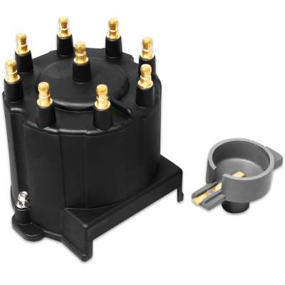 Distributor and Magneto - Distributor Cap and Rotor Kit - MSD - SF Cap/Rotor Kit, GM External Coil - 5502
