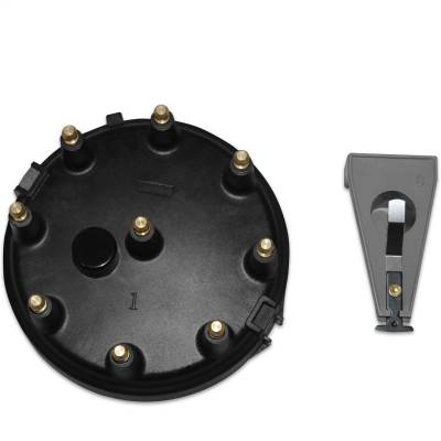 Distributor and Magneto - Distributor Cap and Rotor Kit - MSD - SF, Cap/Rotor Kit, Ford Duraspark - 5504