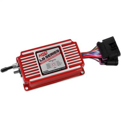 Control Modules - Ignition Control Module - MSD - Ignition control, timing/rev LS series - 6014