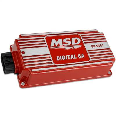 Control Modules - Ignition Control Module - MSD - MSD-6A, Digital Ignition Control - 6201