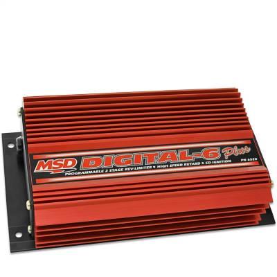 Control Modules - Ignition Control Module - MSD - Digital 6-Plus Ign.Control,Microprocesso - 6520