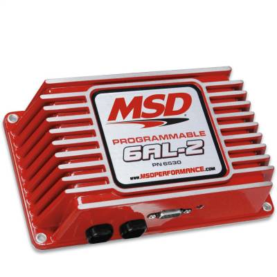 Control Modules - Ignition Control Module - MSD - Ignition Control, Programmable Digital-6 - 6530