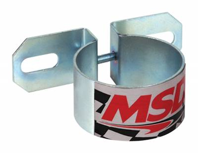Ignition Coil - Ignition Coil Mounting Bracket - MSD - Coil Bracket, Universal - 8213