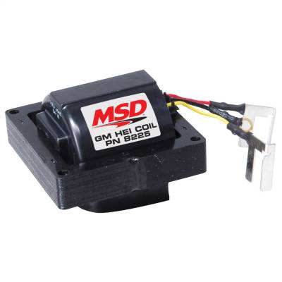 Ignition Coil - Ignition Coil - MSD - Distributor Coil, GM HEI - 8225