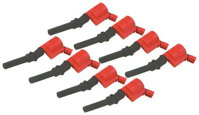 Ignition Coil - Ignition Coil - MSD - Coils, Ford 4.6/5.4L, 2-Valve 98-14 8-Pk - 82428