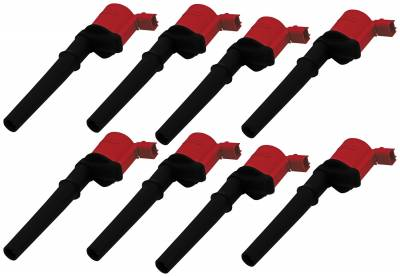 Ignition Coil - Ignition Coil - MSD - Coils,Frd, 4.6/5.4, 4-Valve, 99-14, 8-pk - 82448