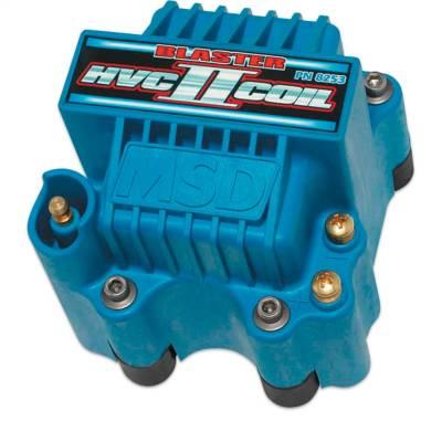 Ignition Coil - Ignition Coil - MSD - Ignition Coil, HVC-2, MSD 6 Series - 8253