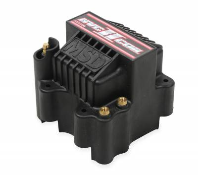 MSD - Black Ignition Coil, HVC-2,7 Series Ign. - 82613 - Image 3
