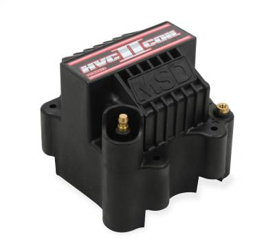 MSD - Black Ignition Coil, HVC-2,7 Series Ign. - 82613 - Image 4