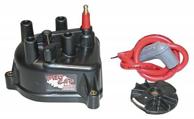Distributor and Magneto - Distributor Cap and Rotor Kit - MSD - Dist.Cap/RtrMod.Acura Integra GSR 94-01 - 82933