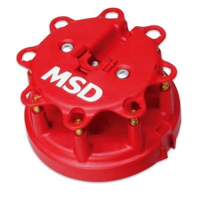 Distributor and Magneto - Distributor Cap - MSD - Distributor Cap, Ford HEI - 8408