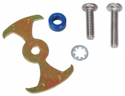 Distributor and Magneto - Distributor Vacuum Advance - MSD - HEI Vacuum Advance Stop Plate - 84281