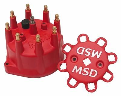 Distributor and Magneto - Distributor Cap - MSD - Dist. Cap, For PN 8570, 8545, 8546 - 8431